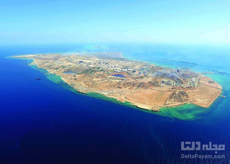 جزیره سیری کجاست