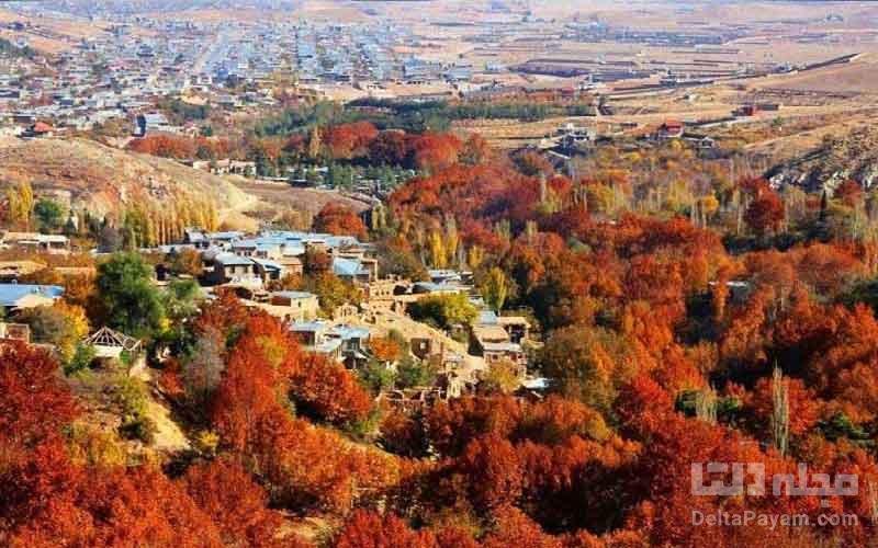 جاذبه های گردشگری فارس