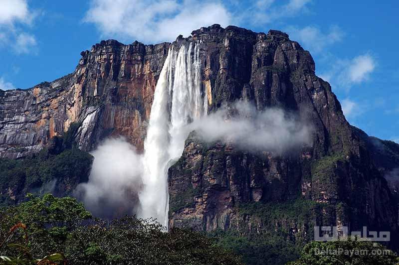 بلندترین آبشار