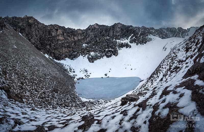دریاچه روپکاند معروف شد