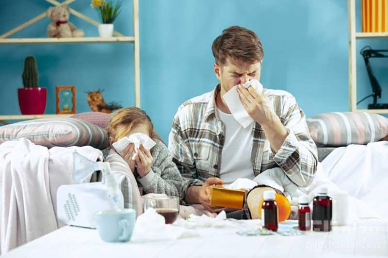 درمان سرماخوردگی با گیاهان دارویی