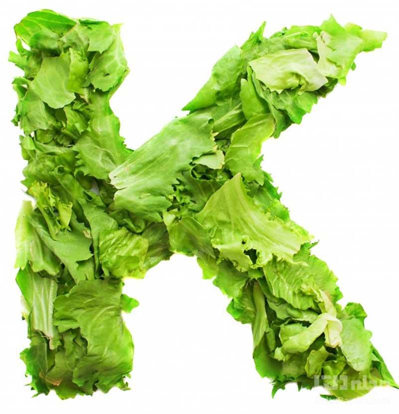 نشانه کمبود ویتامین k