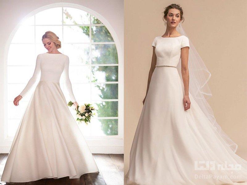 Ball Gown راهنمای انتخاب لباس عروس