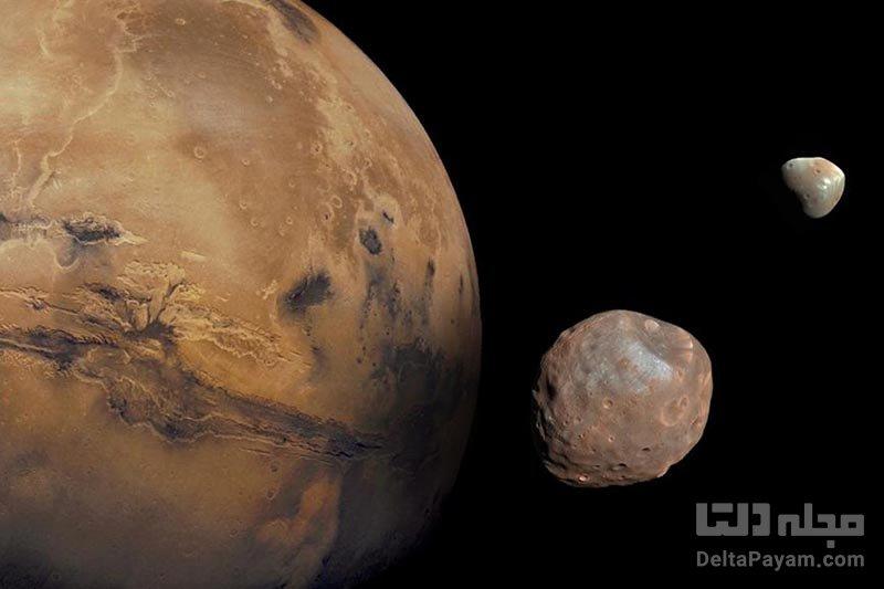 قمرهای سیاره مریخ