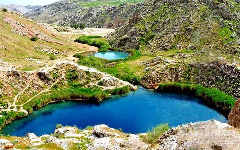 ییلاق عشایر کردستان