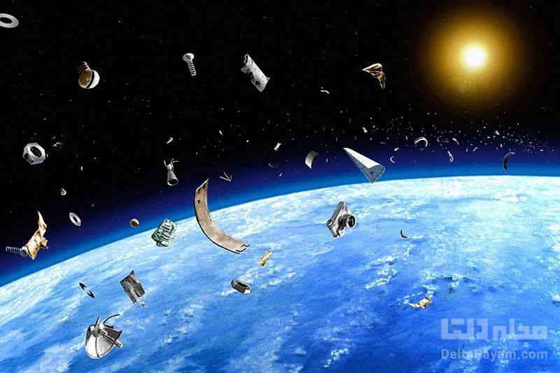 تبدیل زباله های فضایی به ایستگاه فضایی