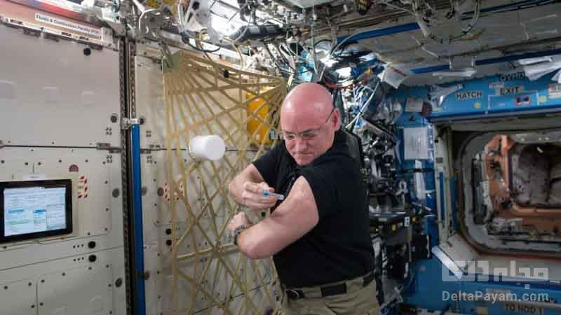 کشف علت احتمال مشکلات سلامتی در فضانوردان