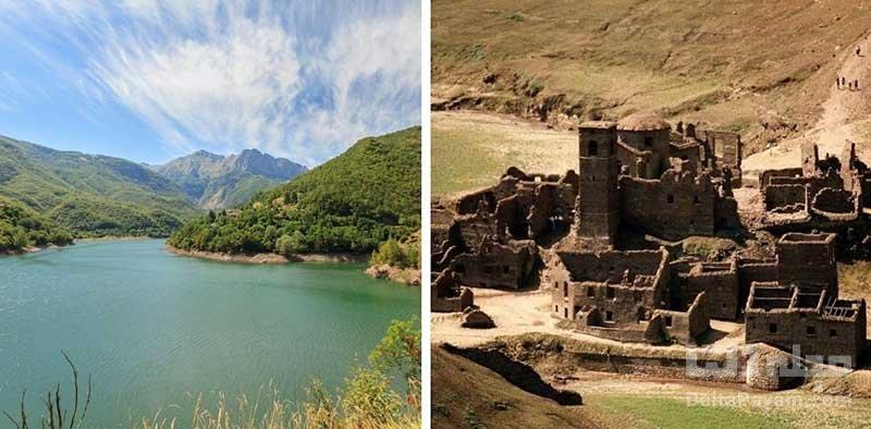 دهکده قرون وسطایی
