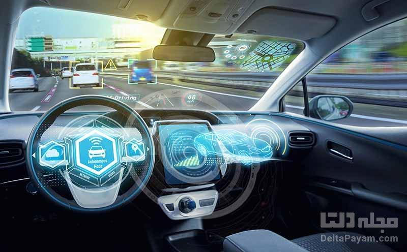 ماشین خودران 10 سال آینده