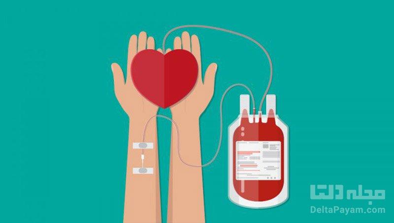 بیشترین گروه های خونی در جهان