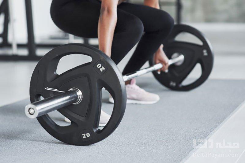 وزن عضلات
