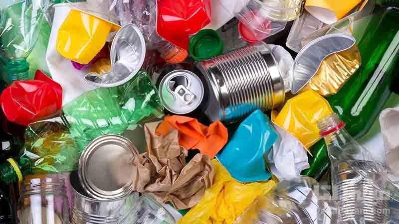 بازیافت زباله در منزل