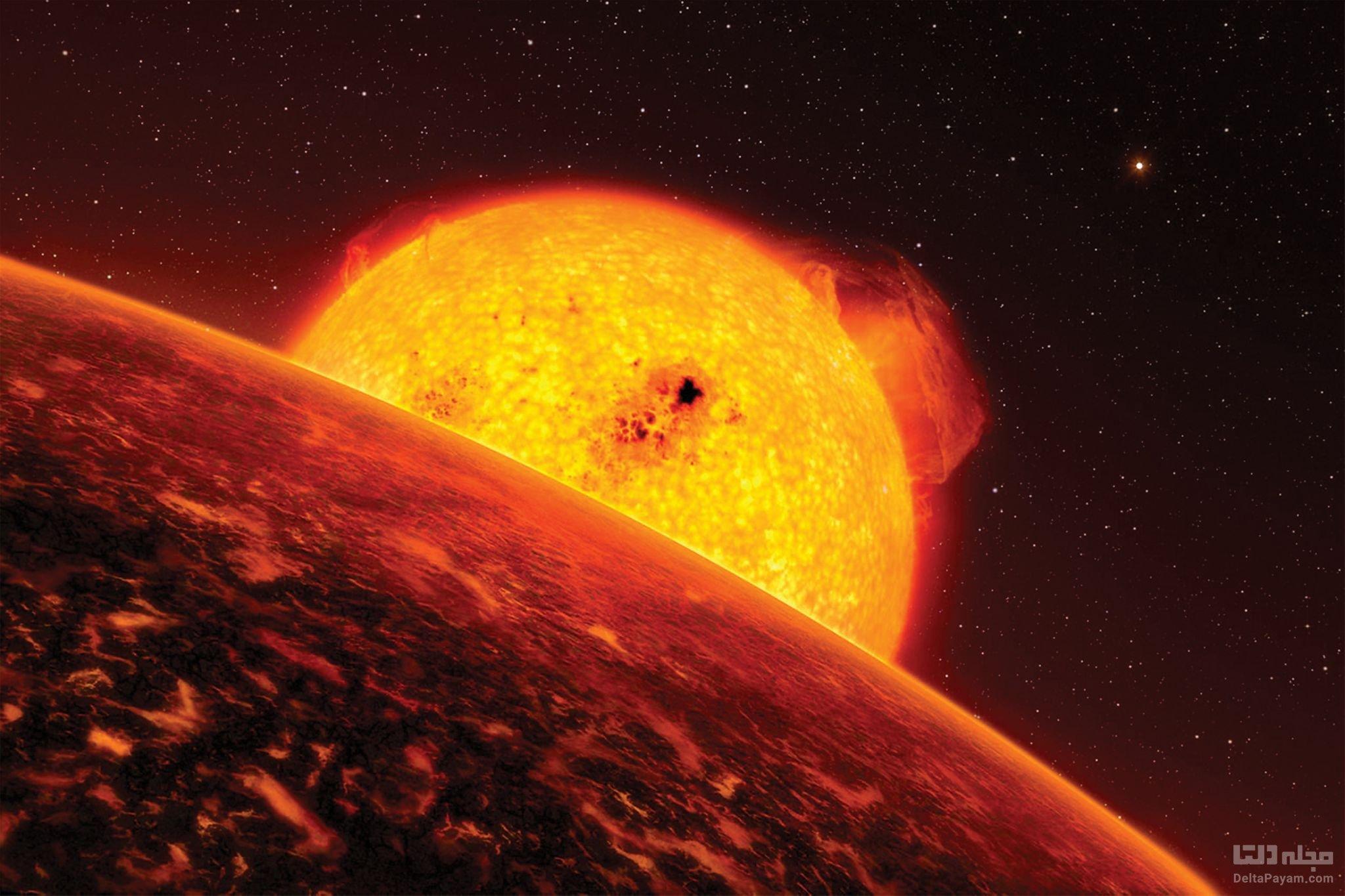 سیارات سکونت پذیر مشابه زمین
