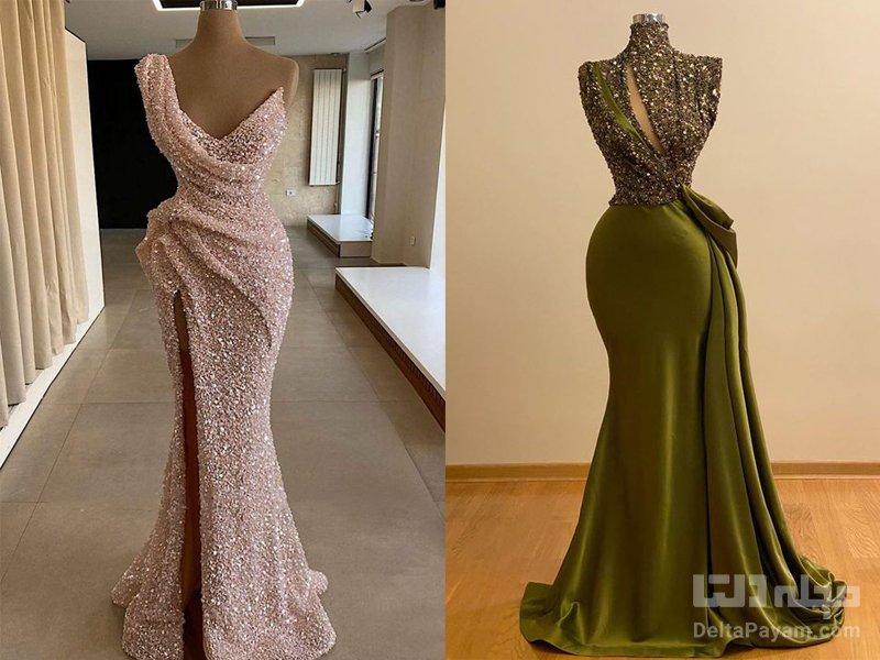 انتخاب لباس مهمانی رسمی کلاسیک