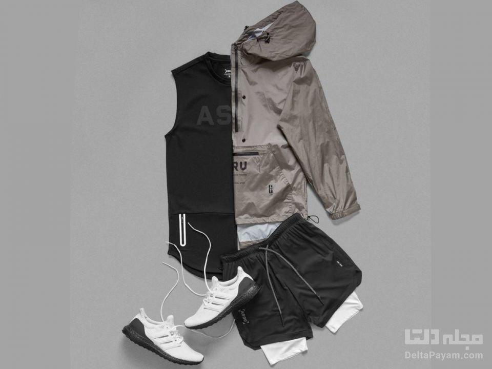 راهنمای خرید لباس ورزشی مردانه جنس