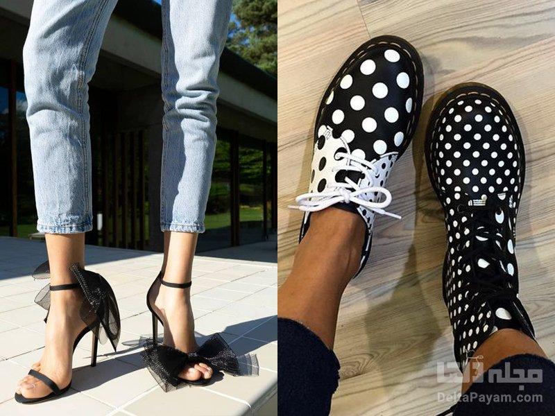 راه های جذاب نشان دادن ظاهر کفش