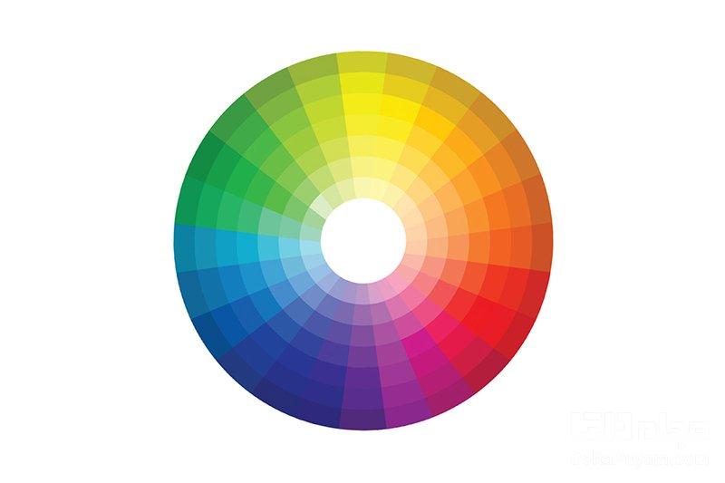 ست کردن لباس با رنگ های مختلف چرخه