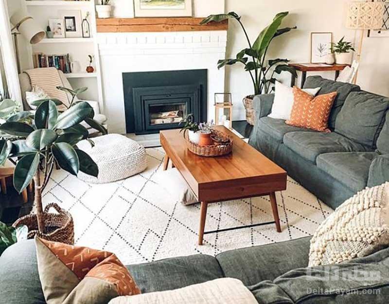 انرژی مثبت در خانه
