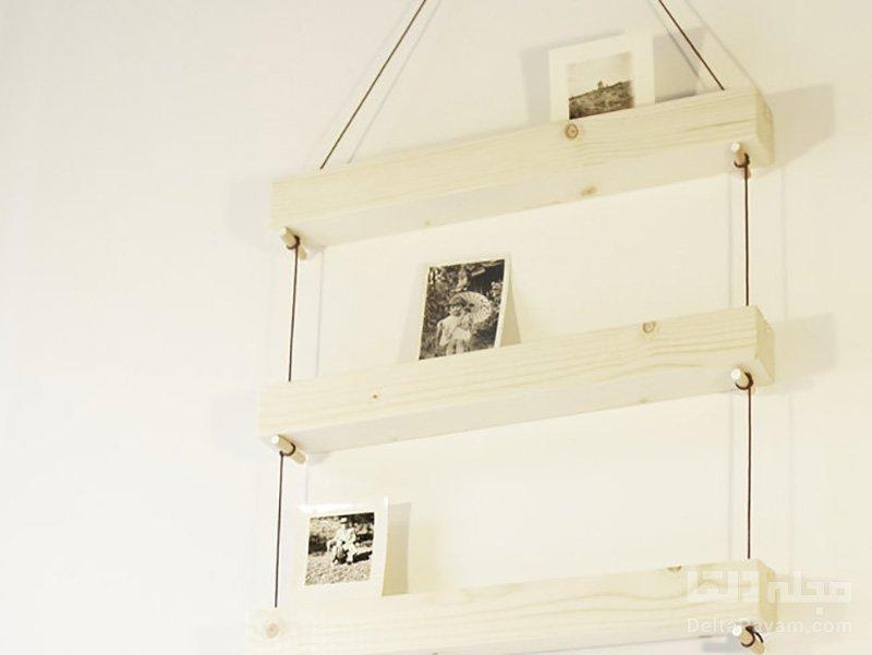 طبقه و قفسه فلزی