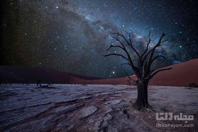 دره مرگ نامیبیا در آفریقا