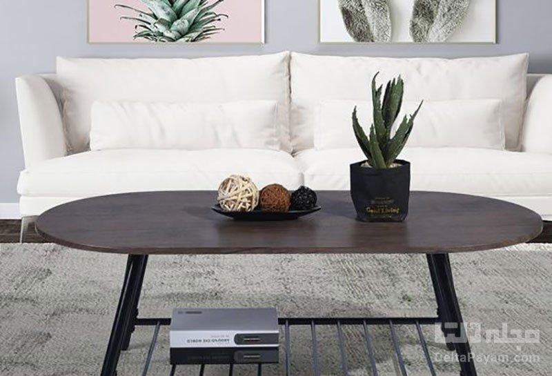 دیزاین میز جلو مبلی