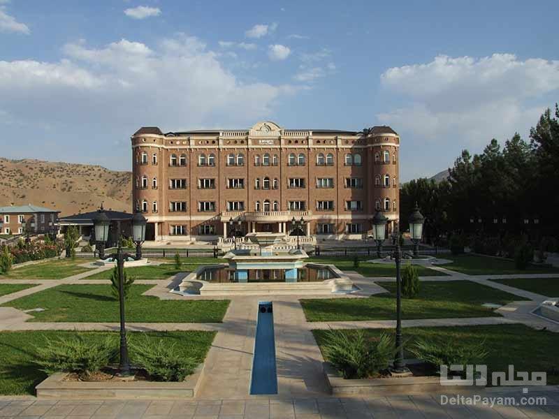 روستای گره بان در هرسین