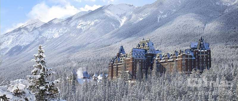 هتل بنف اسپرینگز