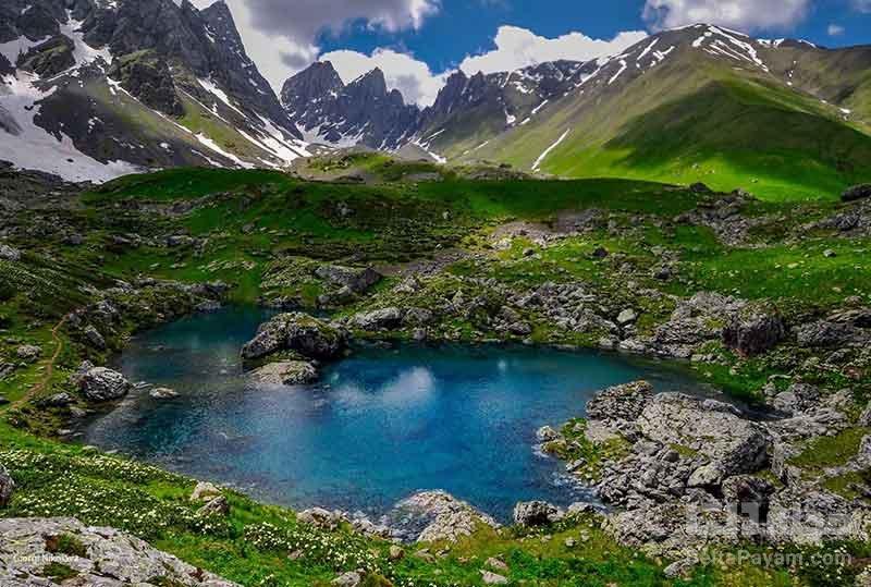 دریاچههای آبودلوری
