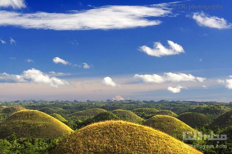 تپه های رسوبی مرجانی