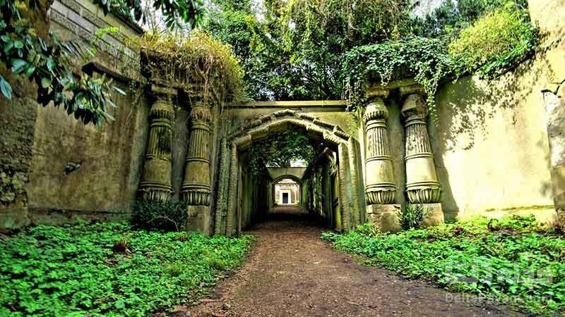 دروازه قبرستان هایگیت