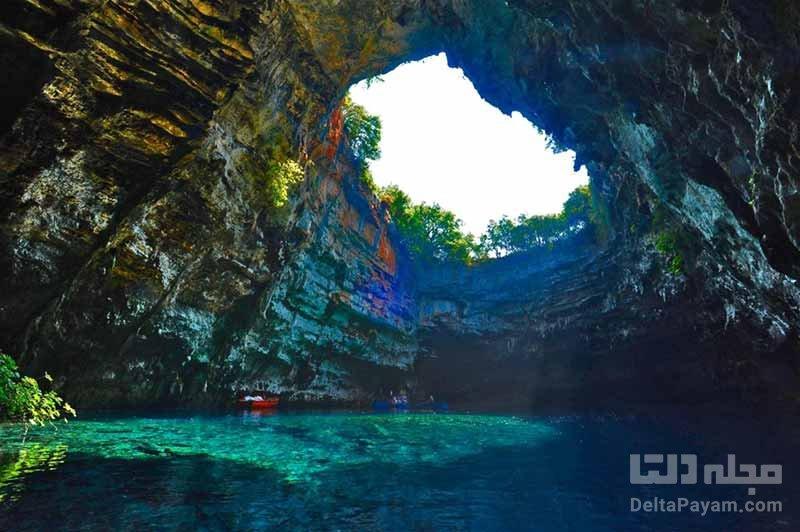 عمیق ترین غار