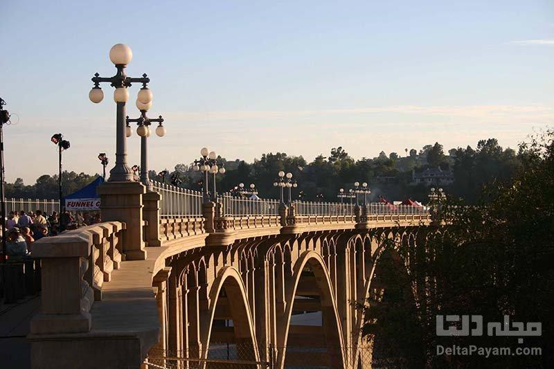 پل خیابان کلرادو