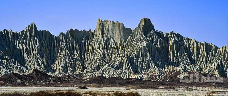 کوه های مینیاتوری استان هرمزگان