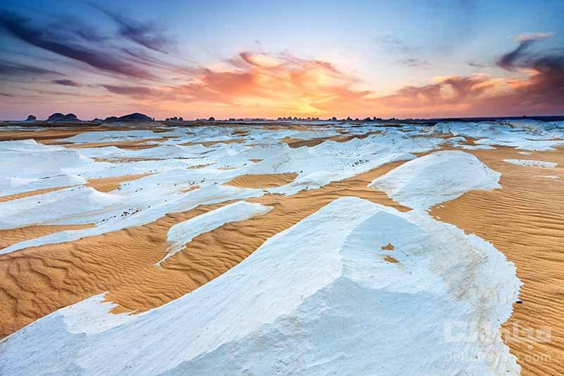بیابان فارافرا در مصر