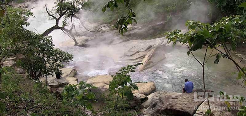 طبیعت رودخانه مایانتویاکو