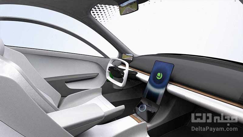خودرو برقی خورشیدی