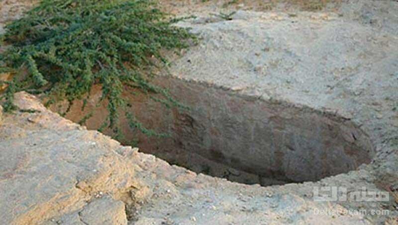 قبرستان جن ها