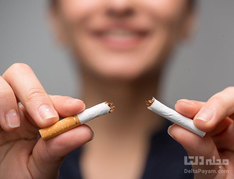 آسیب کبدی سیگار