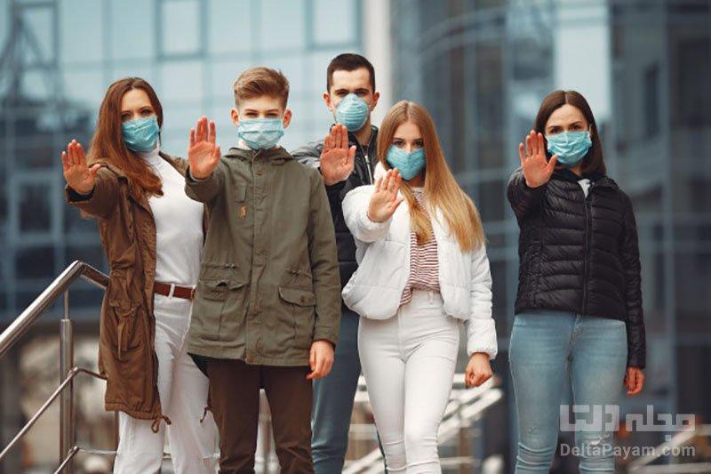 کرونا و آنفولانزا