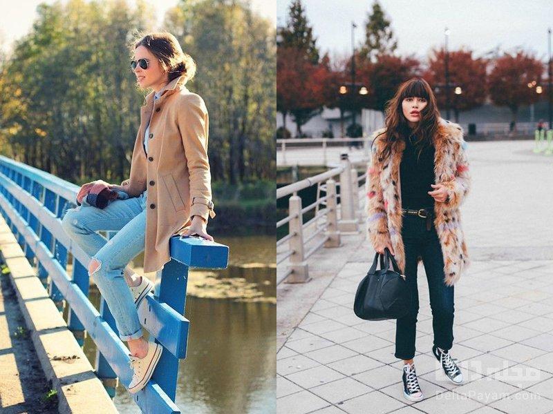 انتخاب لباس به روش حرفه ای ها کژوال