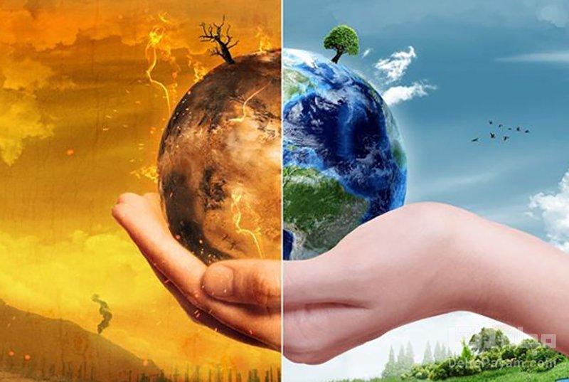 انقراض روی زمین انسان