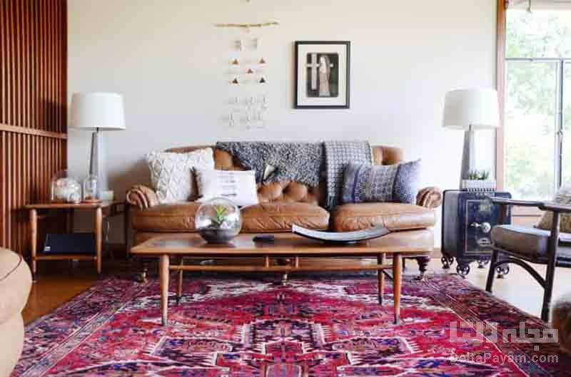 طرحهای فرش ایرانی
