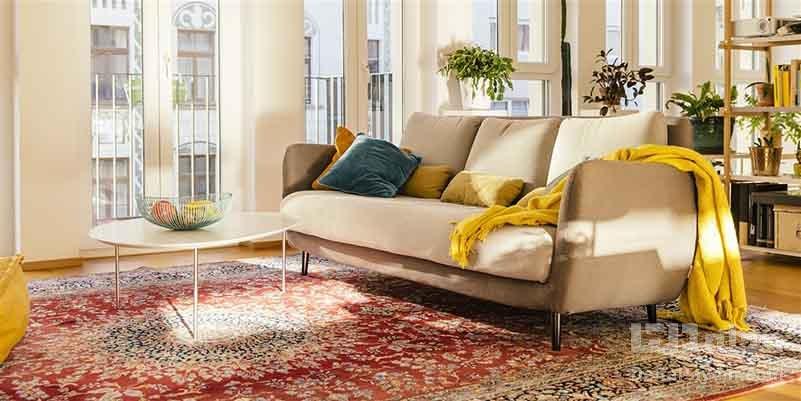 انواع طرح های فرش ایرانی