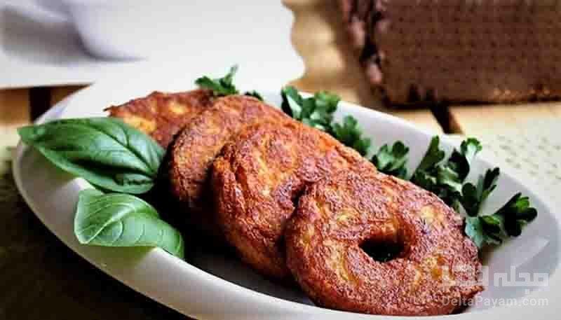 طرز تهیه شامی لپه با مرغ