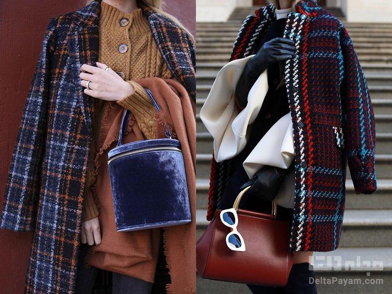 مثل یک سوپر مدل لباس بپوشید کیف