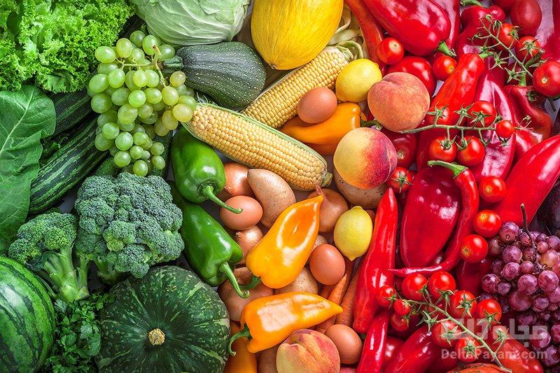 گیاهانی برای سلامت قلب میوه