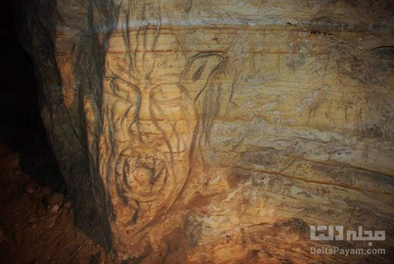 غار گلوی شیطان ، مرموزترین غار جهان