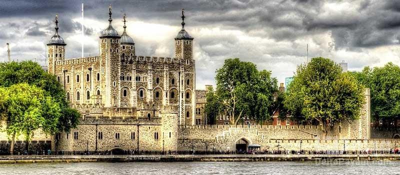 برج لندن، محل زندگی ارواح