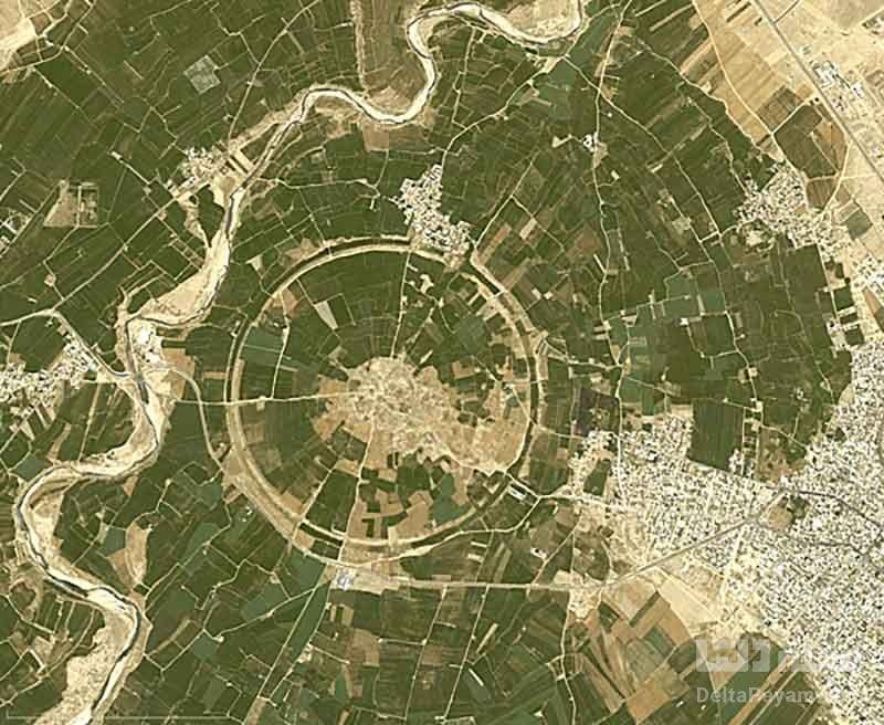 شهر دارابگرد در استان فارس