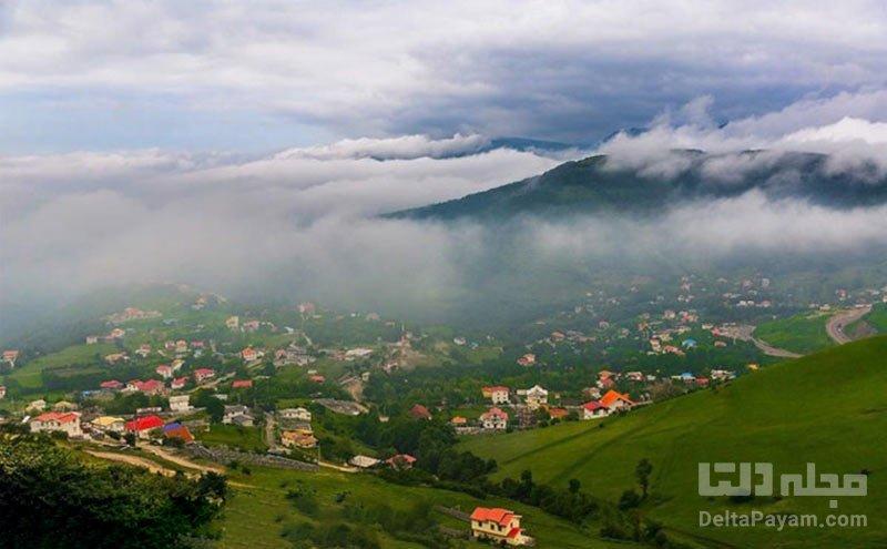 روستای جهان نما در گرگان